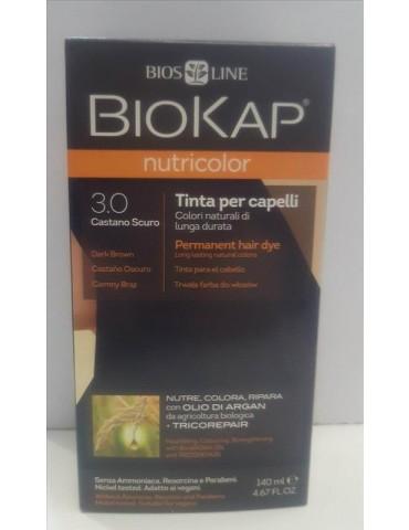 BioKap Nutricolor Tinta 3.0 Castano Scuro