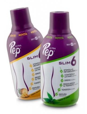 Bios Line Ultra Pep Slim 6 500 ml Te' Verde