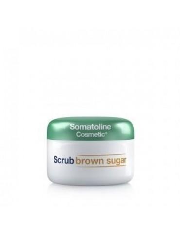Somatoline Cosmetic Scrub Brown Sugar 350 Grammi