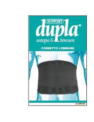 Alfa Wassermann Spa Dupla Corsetto Lombare Taglia 4∞ (100-110 cm)