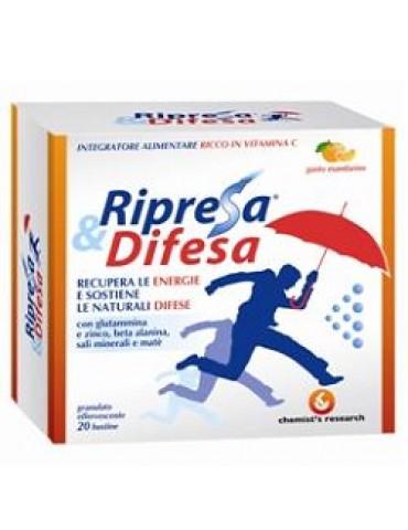 RIPRESA & DIFESA 20BUST