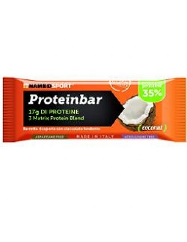 Named Sport Proteinbar Gusto Cocco 50g.