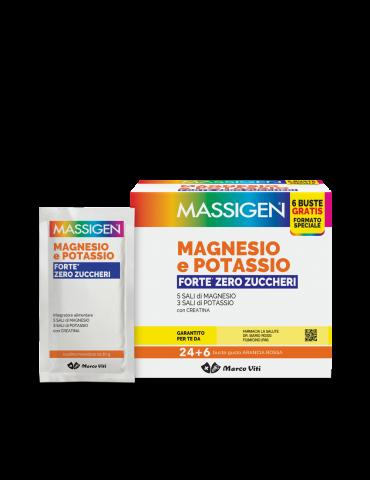 MARCO VITI MAGNESIO POT FORTE ZERO Z 24+6 300G