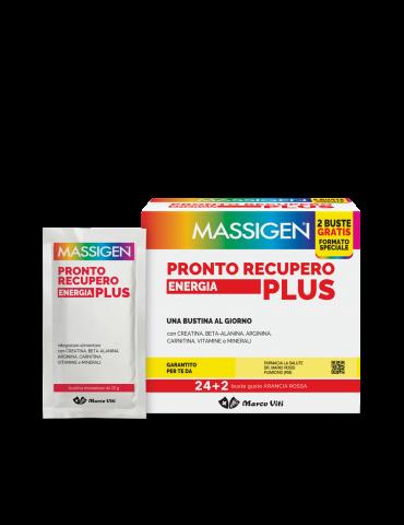 MASSIGEN PRONTO RECUPERO PLUS 24+2 312G