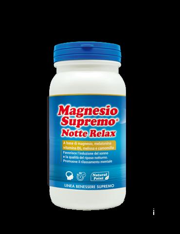 MAGNESIO SUPREMO NOTTE RELAX 150G