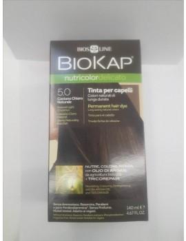BioKap Nutricolor Delicato Tinta 5.0 Castano Chiaro Naturale