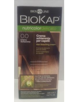 BioKap Nutricolor Delicato Crema Schiarente Per Capelli