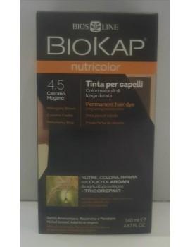 BioKap Nutricolor Tinta 4.5 Castano