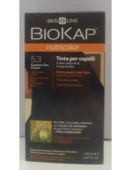 BioKap Nutricolor Tinta 5.3 Castano Oro Chiaro