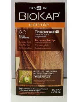 BioKap Nutricolor Tinta 9.0 Biondo Chiarissimo