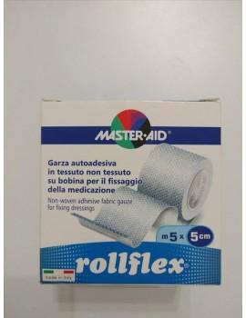 Master-Aid RollFlex 5mx5cm.