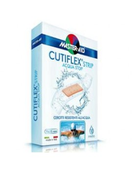 Master-Aid Cutiflex Cerotti Assortiti pz 20