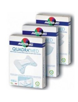 Master-Aid Quadra Super 10 Pezzi
