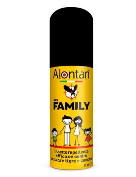 Alontan Neo Family Spray 75ml Icaridina 10%