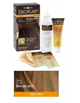 BioKap Nutricolor Tinta 7.3 Biondo Oro