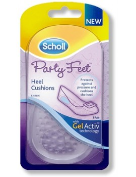Scholl's Party Feet Gel Active Tallone